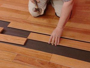 Handyman Las Vegas Wood Floor Installation
